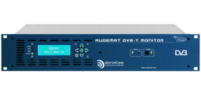 DVB-T Monitor | Audemat
