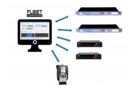 What are the differences between Fleet Commander, Codec Commander and Switchboard?