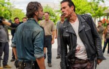 Un actor de The Walking Dead compartió una foto con un potencial spoiler, y tuvo que borrarla