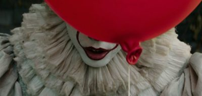 But I'm a creep! Mira esta escena (perversa) eliminada de 'IT' 😱