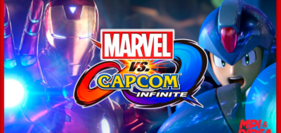 X y Iron Man presumen sus movimientos para Marvel Vs. Capcom Infinite