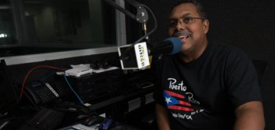 After Hurricane Maria, AM radio makes a comeback in Puerto Rico