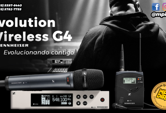 Evolution wireless G4 / Sennheiser