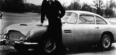 El Aston Martin robado de James Bond a punto de ser encontrado
